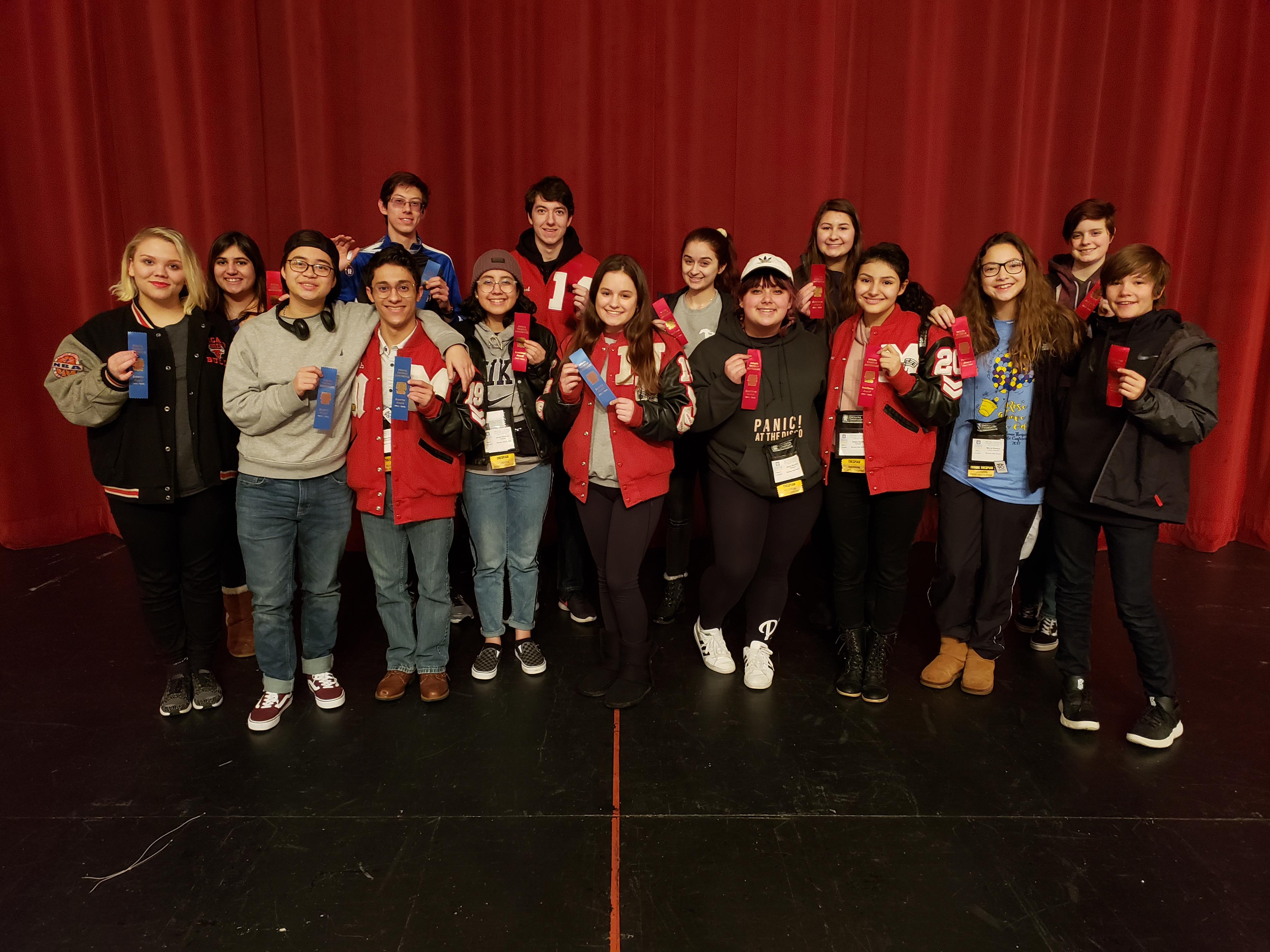 MTC Excels at State Conference