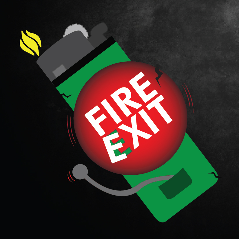 Fire Exit Company List Announced